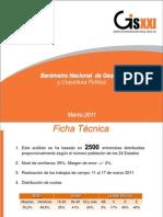 Baròmetro-de-Gestiòn-y-Coyuntura-Polìtica-Marzo-2011