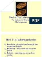 Methods for Studying Microorganisms