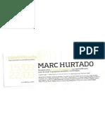 Une émission de Marc Hurtado sur webSYNradio