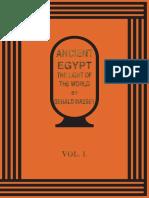 Ancient Egypt Light of the World Vol I & II