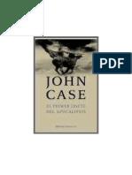 Case John - El Primer Jinete Del Apocalipsis