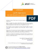 Atol CD Livre Blanc ETL Open Source