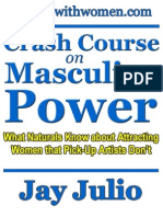 Crash Course on Masculine Power