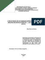 Elisa Pinto de Oliveira - Dissertação
