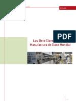 Articulo ERP Las Siete Claves Para Una Manufactura de Clase Mundial