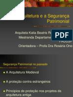 Seguranca Patrimonial