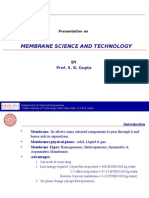 Membrane Technology Lecture1-42