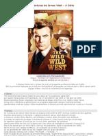 As Aventuras de James West - A Série