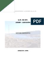 Proyecto Definitivo Lt 66 Ares Arcata Parte 1 Sp