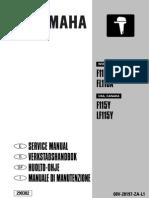 Service Manual, Yamaha F115