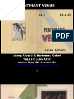 Taller Llunatic/Pentinant Venus