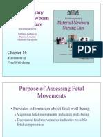 CH16 Fetal Assessment Tests