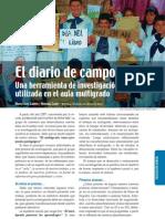 Diario de Campo y Otros