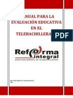 Manual de Evaluacion Final