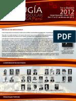 1er e-Boletín Congreso 2012 Perú