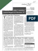 Oakland Report 2010