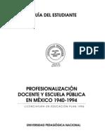 04_Profesionalizacion docente