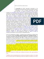 Historia Del Comercio Exterior Mexicano Alumnos