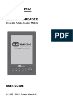 BeBook One Manual