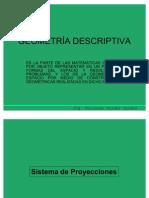 GEOMETRÍA..DESCRIPTIVA UCSM ING. MECANICA