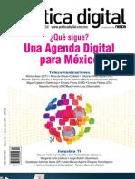 Revista Política Digital - Número 62 - Junio Julio 2011