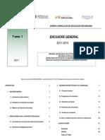 Tomo 01 - Encuadre General Educacion Sec Und Aria