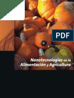 Nanotecnologías en la Agricultura y en la Alimentación
