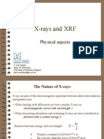 X-Rays and xrf