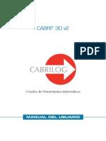 Manual Cabri3d