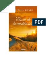 El Arte de La Meditacion - Matthieu Ricard