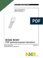 BC556 BC557