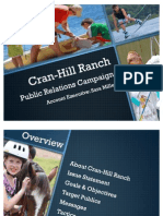 Cran-Hill Ranch Presentation