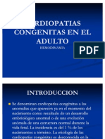 Cardiopatias as en El Adulto