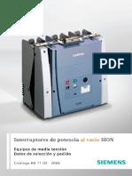 Siemens SION(esp)