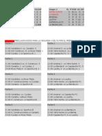 fixture clausora 2011 (nuevo sub 16)