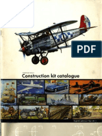 Airfix Catalogue 1971