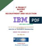 IBM Project