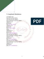 AC Lab Matlab Based Report