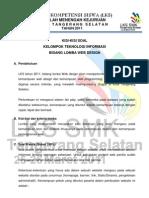 Kisi2 Soal Web Design