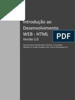 [HTML 2.0] Introdução ao Desenvolvimento Web