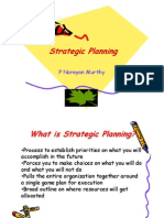 Strategic Planning = PNM 3