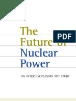 Nuclear Power Summary