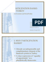 PARTICIPATION BANKSin TURKEY