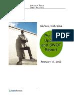 SWOT Report
