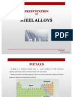 Steel Alloys Main