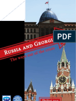 Russia and Georgia the Ways Out of the Crisis