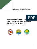 Programma Bigatti