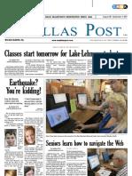 The Dallas Post 08-28-2011