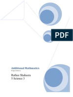 Additional Mathmatics