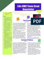 Oct 2008 LOTR Newsletter